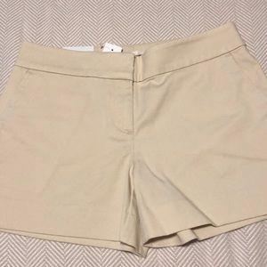 Loft Khaki Shorts NWT